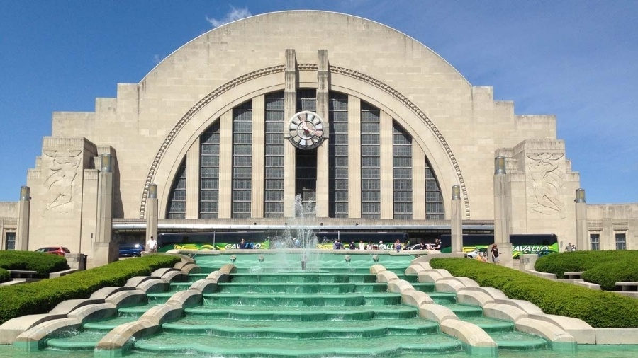 Union Terminal-Children's Museum Center